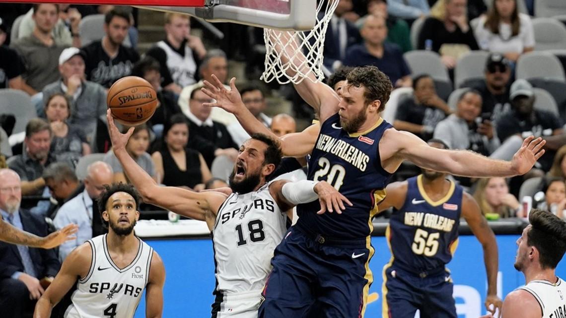 Preseason Panic for the Spurs? | The Big Fundamental Podcast