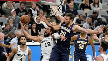 Preseason Panic for the Spurs?   The Big Fundamental Podcast