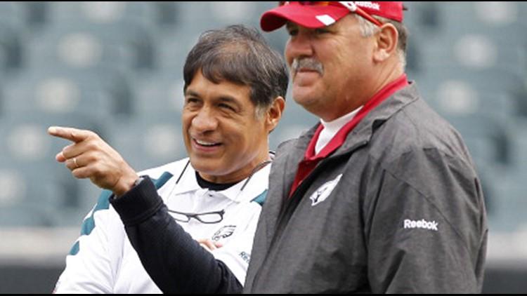 FBN Longtime NFL assistant coach Juan Castillo