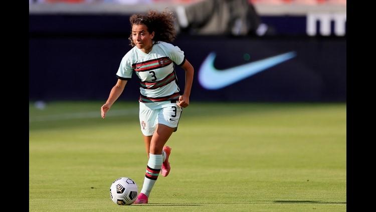 International Soccer: Portugal vs Nigeria