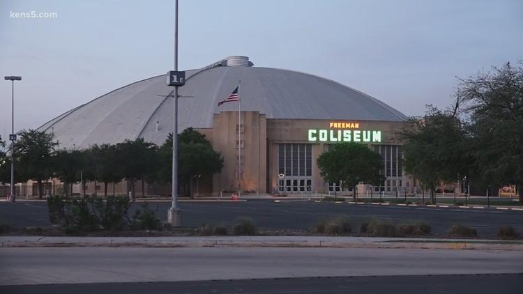 Last migrant children leave Freeman Coliseum as feds prepare shelter's closure
