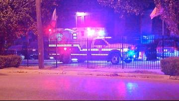 Police looking for two men following stabbing at Horizon Apartments