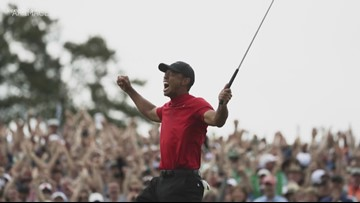 Tiger's win at The Masters captivated the world and turned back the clock