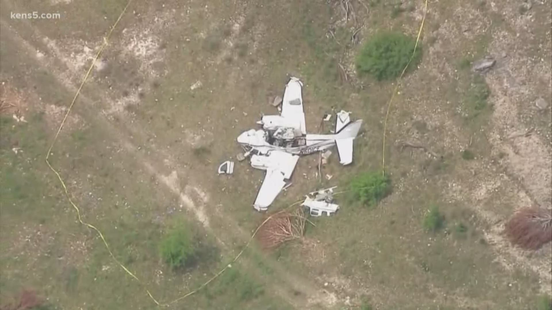 Victims Of Kerrville Plane Crash Identified Kens5 Com