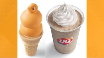 Dairy Queen releases two fall menu items