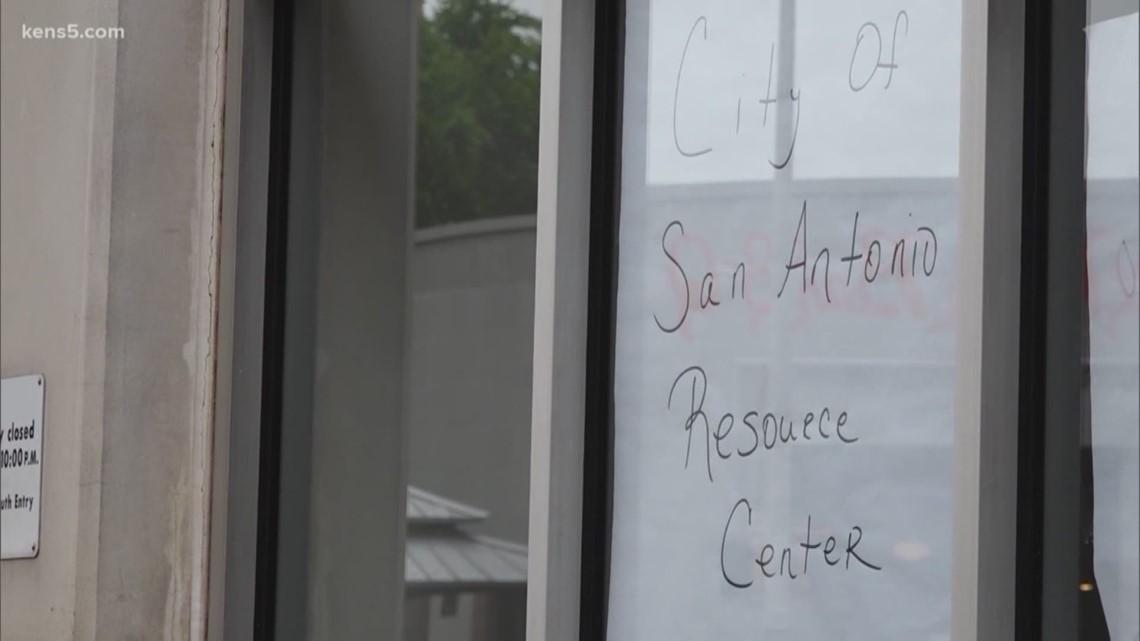 San Antonio's temporary migrant resource center closing