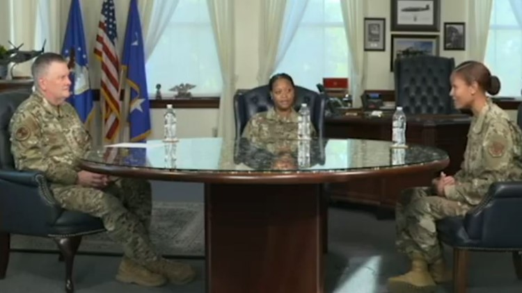 Mission SA: Airmen address race and inclusion