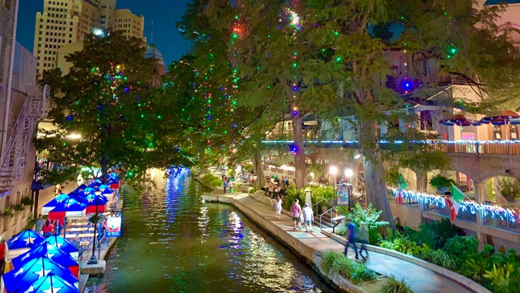 River Walk lights to return early this year for the second time