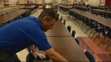 Inside the day of a school custodian | Bill in My Boots