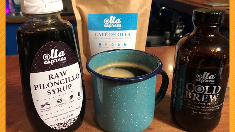 A woman's roots help feed Olla Express Café | Made in SA
