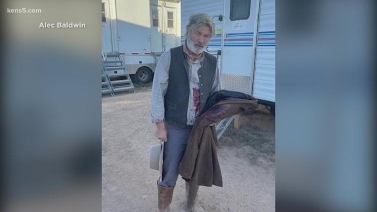 Sheriff: Baldwin fired prop gun on movie set, killing woman