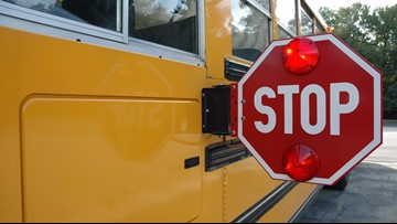 Parent polices drivers, records them failing to stop for school bus