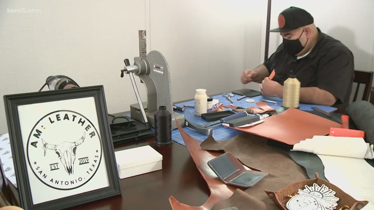Local man stitches his way to success   Made in SA