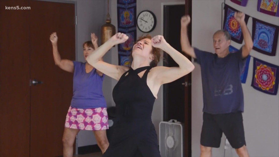'Nia' blends dance, martial arts, yoga and is for all ages   Get Fit