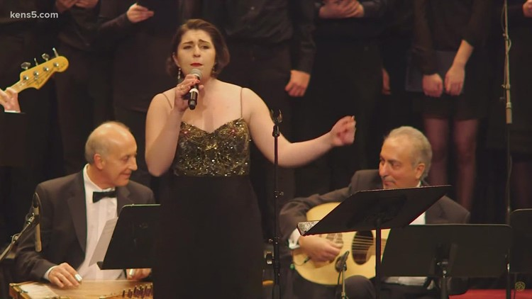 National Arab Orchestra returns to San Antonio