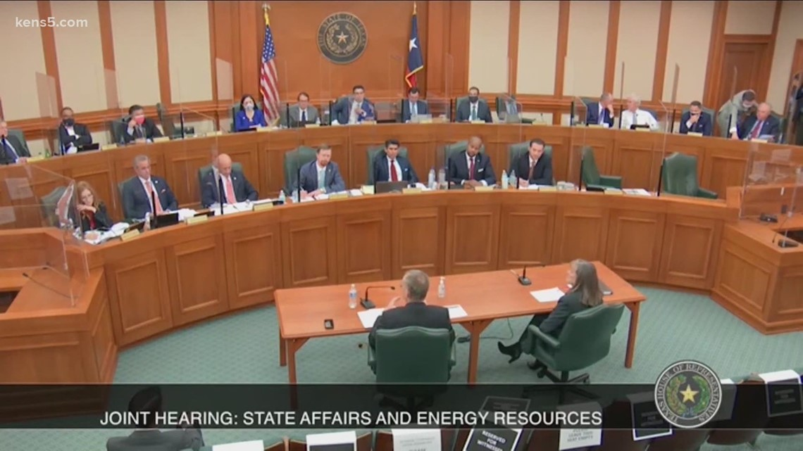 Hearings continue between Texas legislators and energy officials