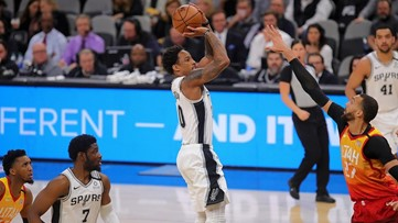 SPURS GAMEDAY: Silver and Black will need strong finishing kick to extend playoff streak