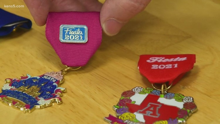 Fate of Fiesta medals uncertain after San Antonio's largest party postponed