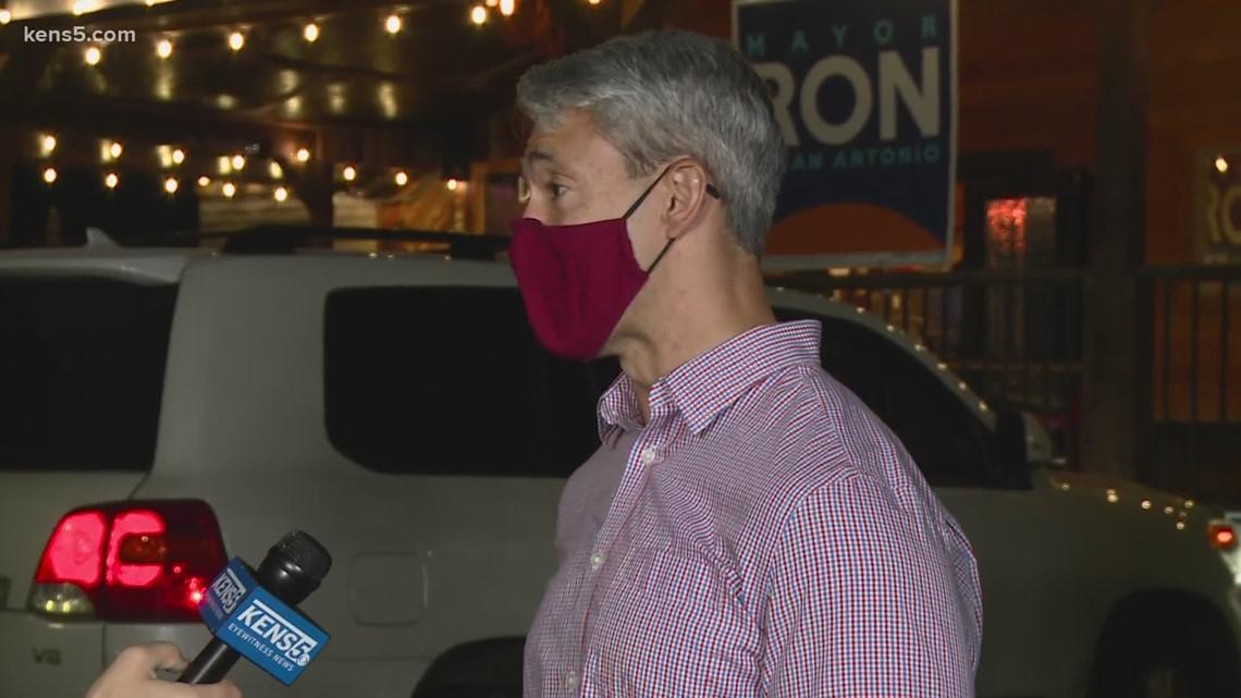 Mayor Nirenberg speaks after claiming victory, winning third term