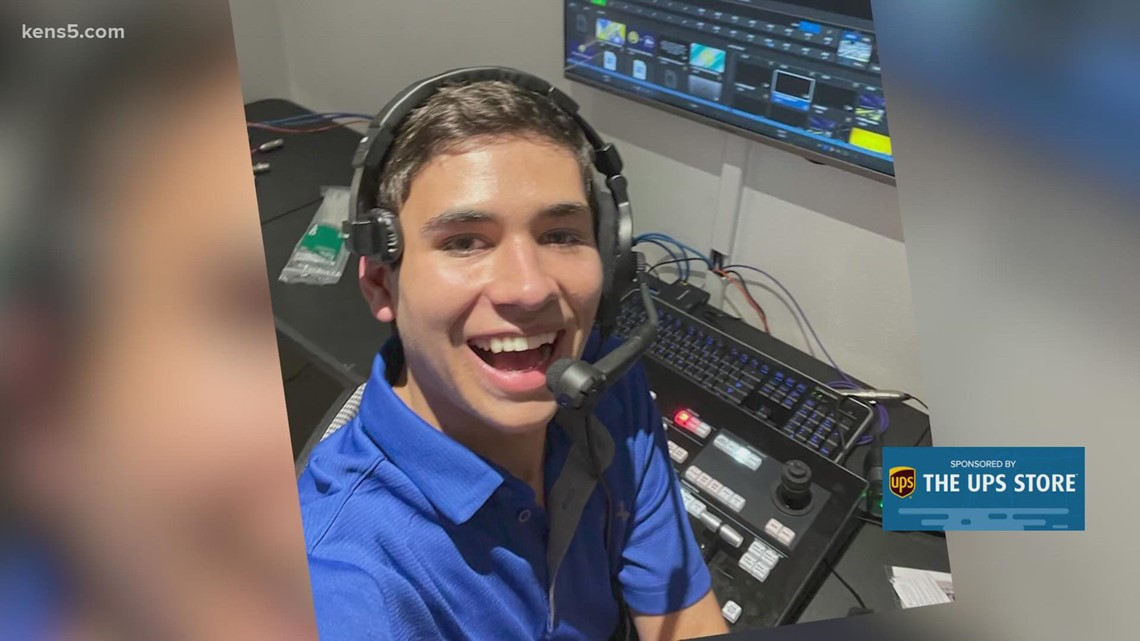 All-Star Student is a positive force at Alamo Heights High School | All Star Student