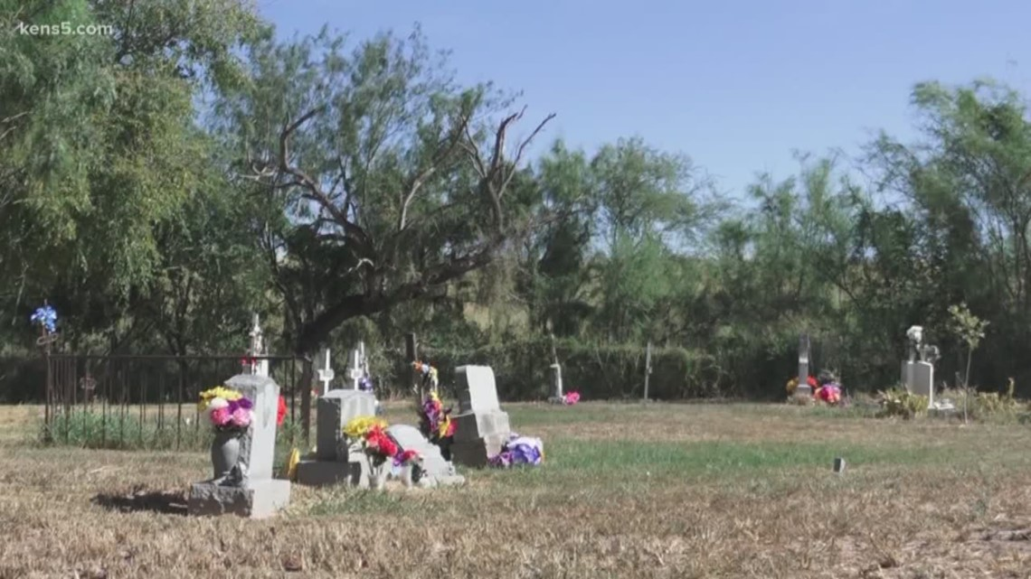 Proposed border wall construction may move some Texans from their final resting places