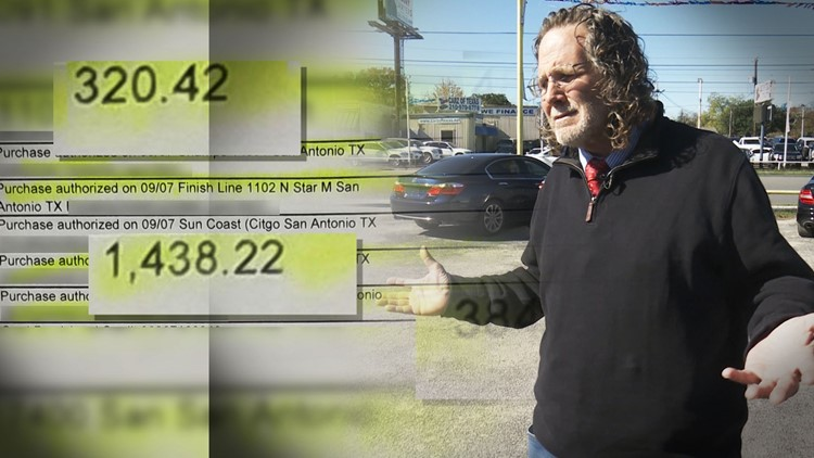 Bank returns $2,700 to man after Eyewitness Wants to Know investigates