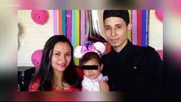 Community to hold vigil for father and daughter who drowned in Rio Grande