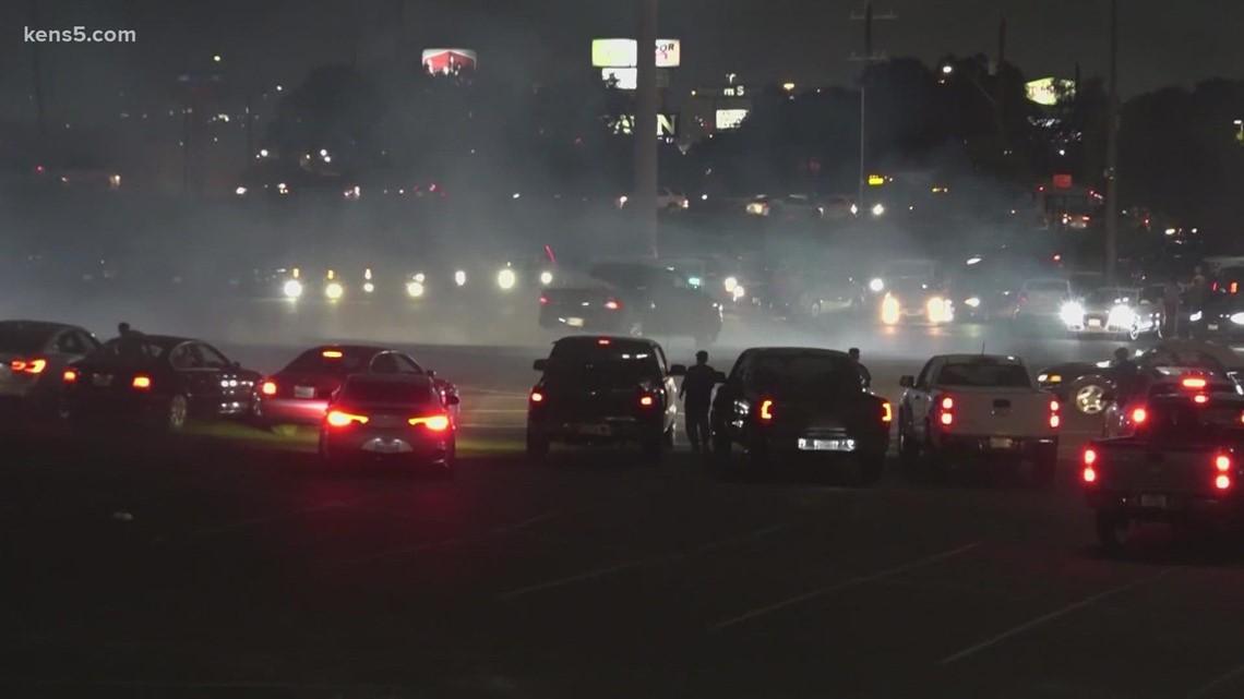 SAPD chief hopes targeting spectators will deter street racers in San Antonio
