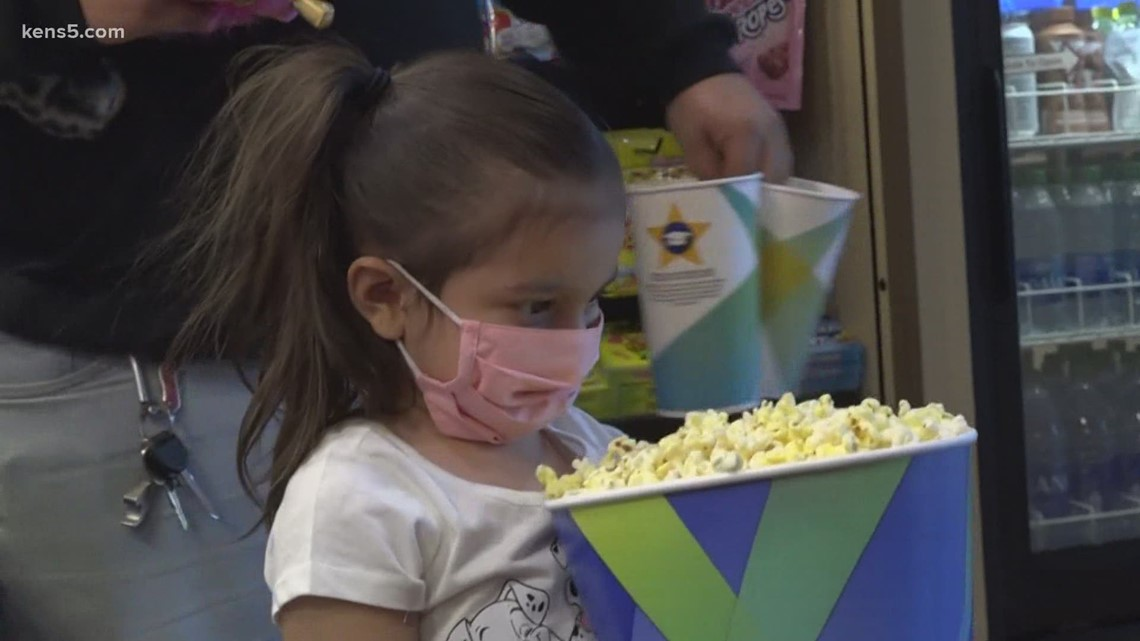 Record-number moviegoers turned out on Memorial Day weekend at Santikos theaters
