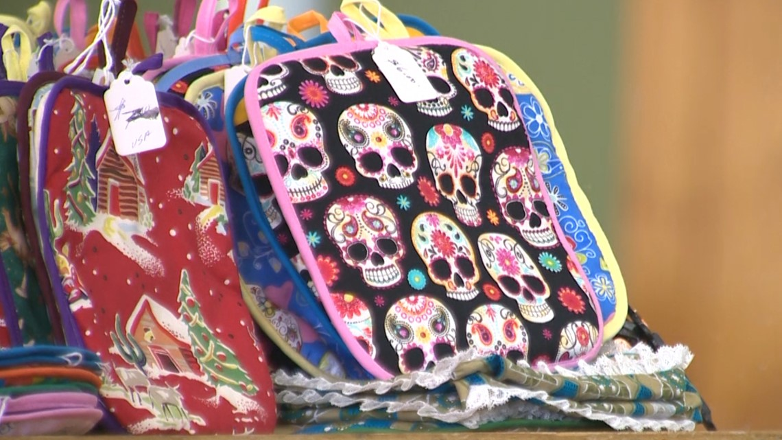 'Comadre Economies Pop-up Gift Shop' showcases local artisans