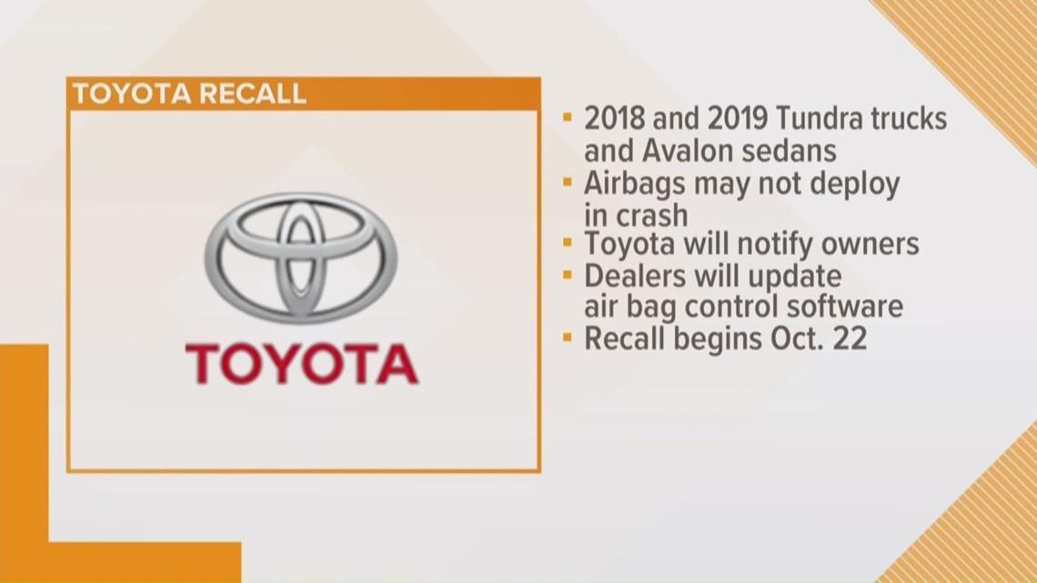 Toyota recalls over 168,000 trucks