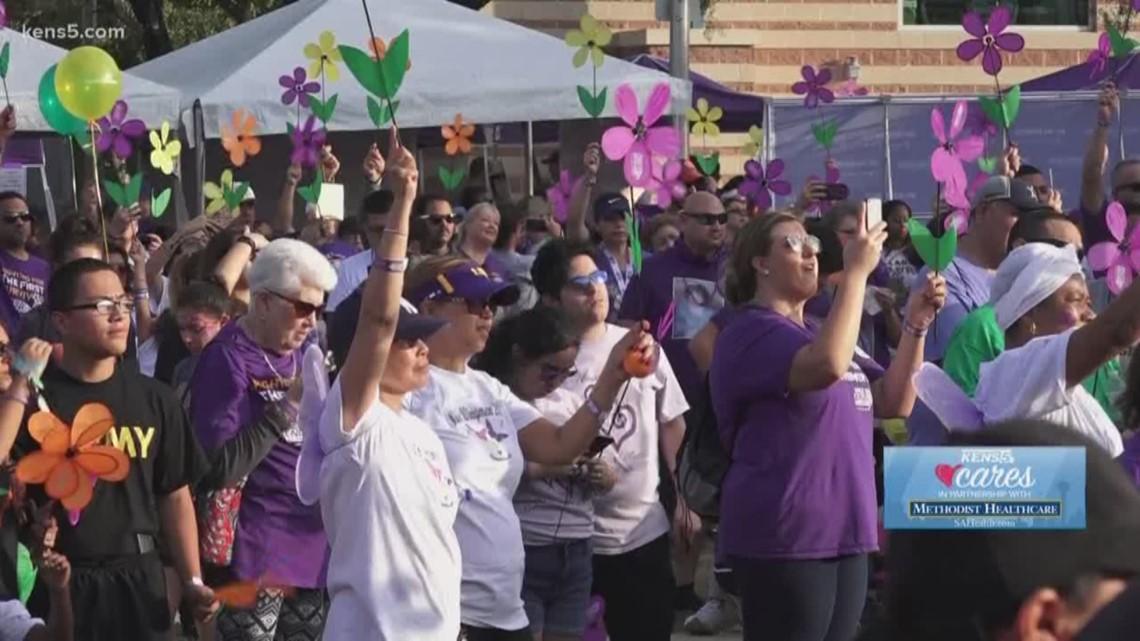 SA raises $600,000+ in 2019 Walk to End Alzheimer's