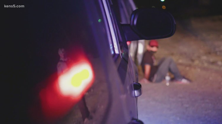 Human smuggling and high-speed chases   This is one border county sheriff's office's experience