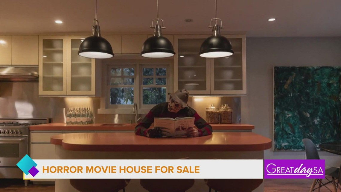 You can make the Elm Street house your home sweet home