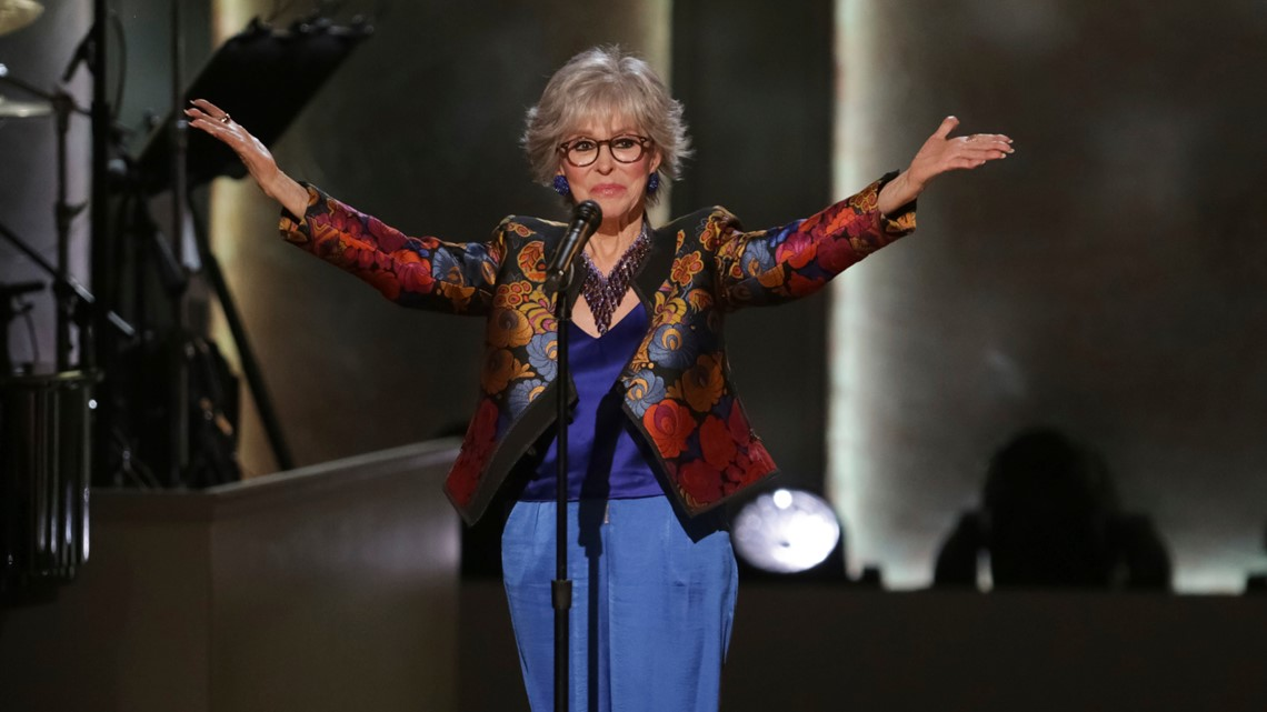 Rita Moreno To Speak In San Antonio At Fiesta Event
