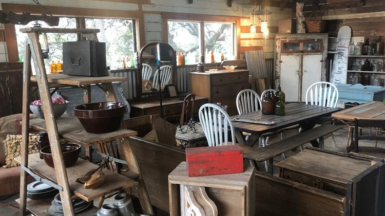 The Vintage Barn