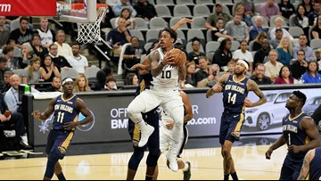 Spurs rounding into form with regular-season opener only days away