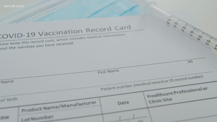 Got a vaccine card? Be wary of schemers looking to steal your information.