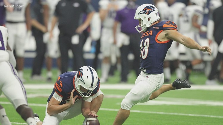 UTSA welcomes back twelve 'super seniors' | Roadrunners spring football