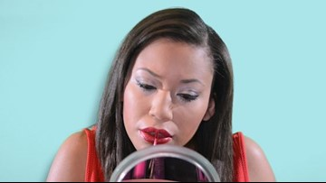 'TV Ready' tutorials with KENS 5: Achieve the perfect pout
