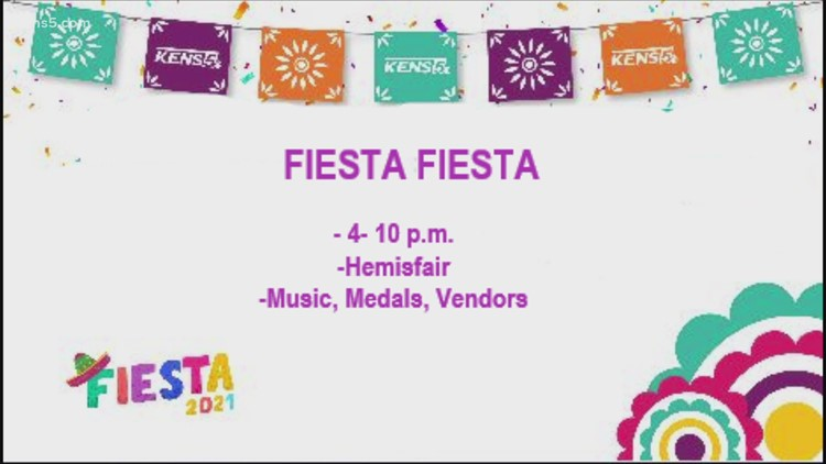 Fiesta is back! 🎉 The celebration kicks off Thursday afternoon, here is a look at what to expect