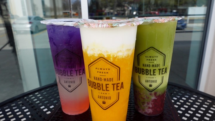 Looking for bubble tea? Check out this local business' drinks
