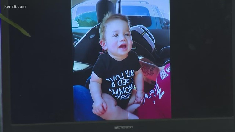 San Antonio says goodbye to James Chairez, baby found dead in west-side mobile home earlier this year