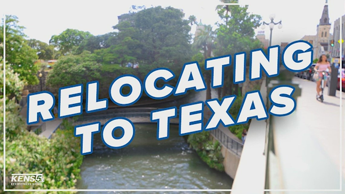 As businesses move from California to Texas, San Antonio casts net to catch fresh talent