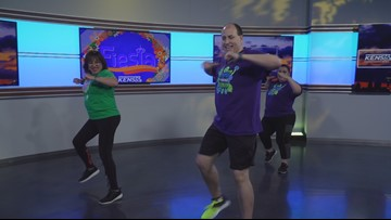 Get moving! Free Zumba class offered during Fiesta