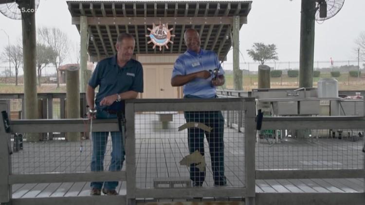 Texas Outdoors: Fishing at Morgan's Wonderland