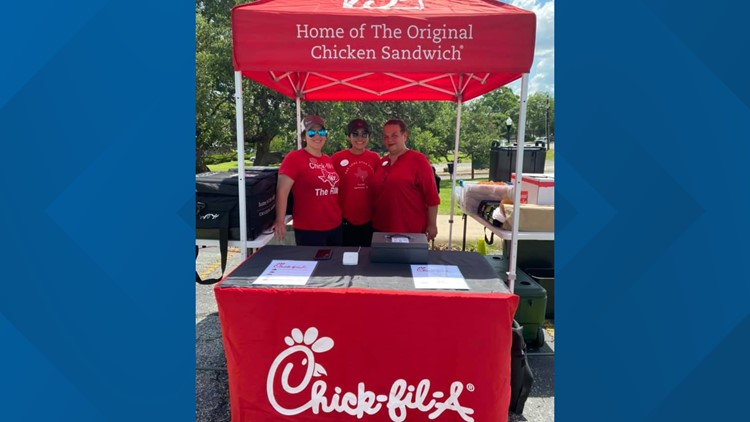 Chick-fil-A fans can get their fix in Boerne