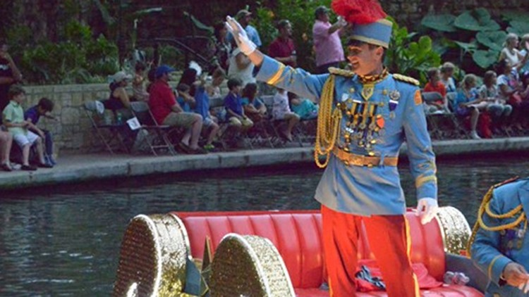 Best Bets - Monday, April 22: Texas Cavaliers River Parade lights up downtown