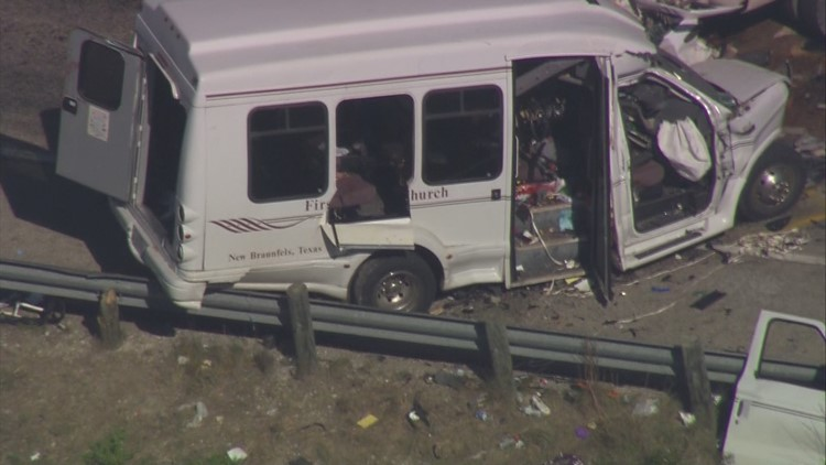 Final report on church bus crash that killed 13 released by NTSB