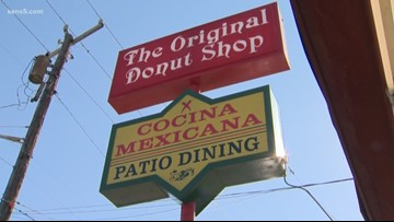 NEW TO TOWN: A donut shop famous for tacos!